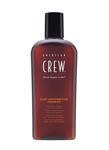 American Crew Daily Moisturizing Günlük Nem şampuanı 250 ml Renksiz